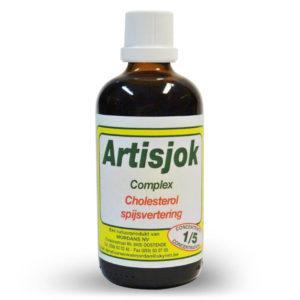 Mordan Artisjokcomplex 250 ml