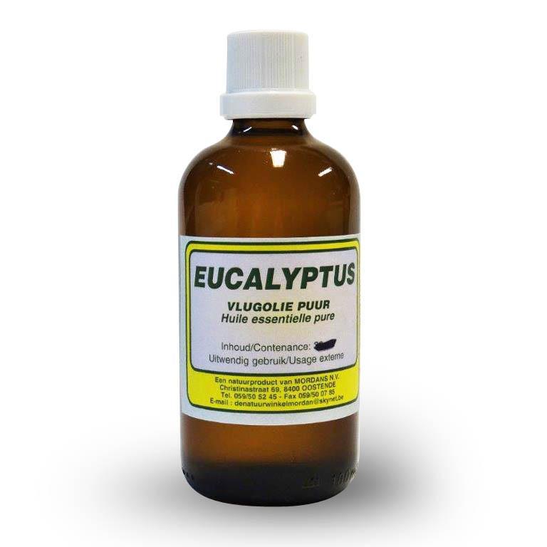 Mordan Etherische olie Eucalyptus 100 ml