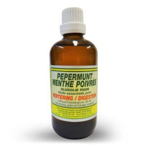 Mordan Etherische olie Pepermunt 100 ml