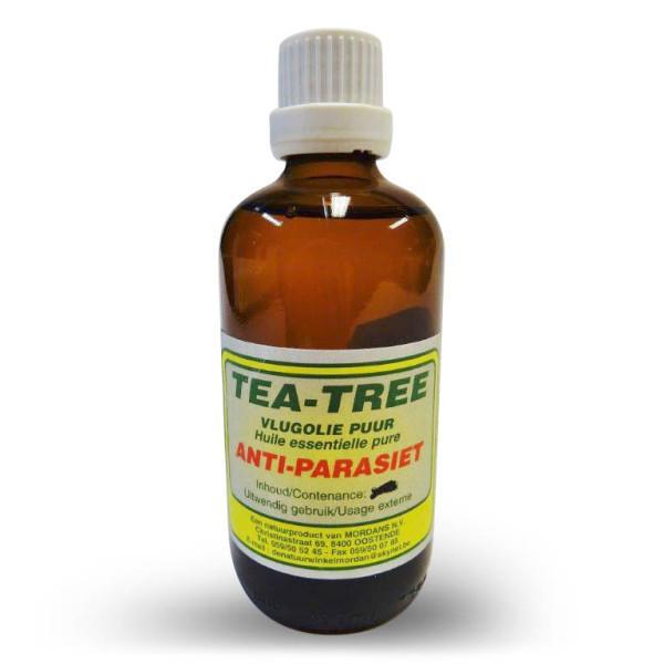 Mordan Etherische olie Tea Tree 100 ml