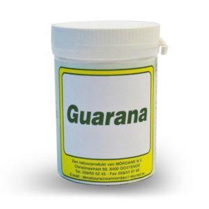 Mordan Guarana 90 caps.