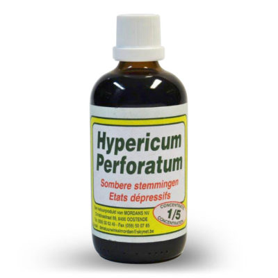 Mordan Hypericum Peforatum 500 ml