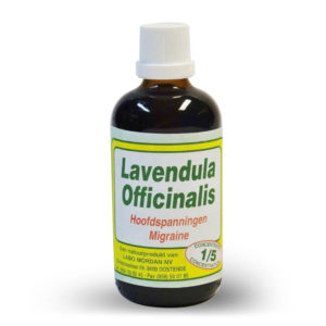 Mordan Lavendula Officinalis 100 ml