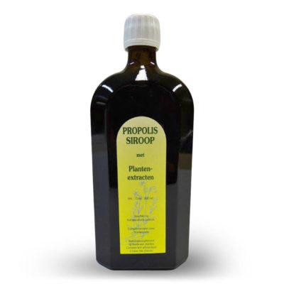 Mordan Propolissiroop met Plantenextracten 500 ml