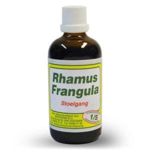 Mordan Rhamnus Frangula 500 ml