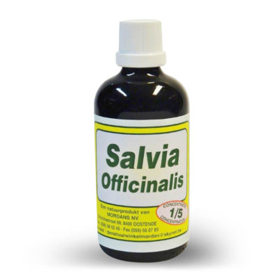 Mordan Salvia Officinalis 500 ml