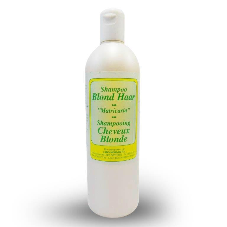Mordan Shampoo Blond Haar met Kamille 500 ml