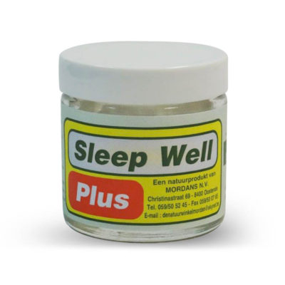 Mordan SLEEP WELL PLUS 60 tabl.