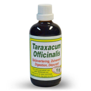 Mordan Taraxacum Officinalis 500 ml