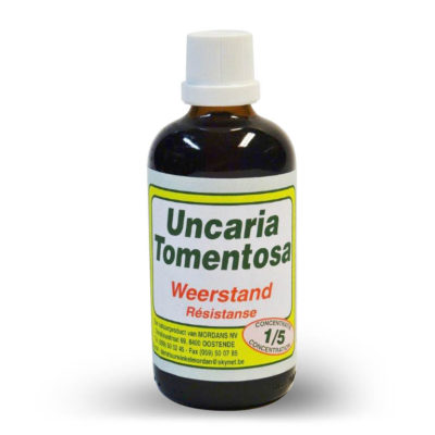 Mordan Uncaria Tomentosa 1 liter