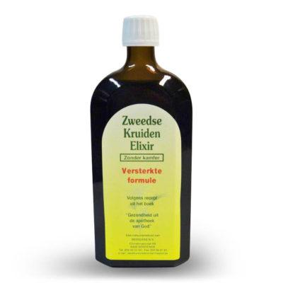 Mordan Zweedse Kruidenelixir met Kamfer 250 ml