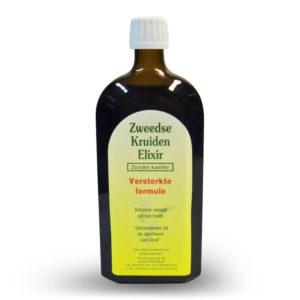 Mordan Zweedse Kruidenelixir zonder Kamfer 500 ml