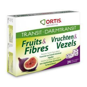 Ortis Vruchten & Vezels Blokjes