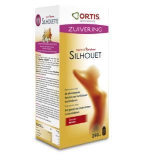 Ortis Methoddraine Silhouet Kersen 250 ml