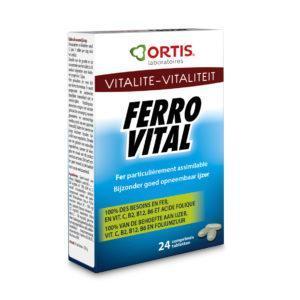 Ortis Ferro Vital Tabletten