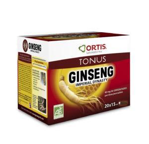 Ortis Ginseng Imperial Dynasty Bio met Alc. Monodosis