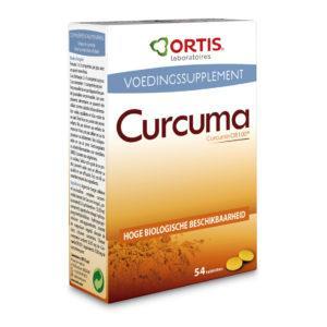Ortis Curcuma Tabletten