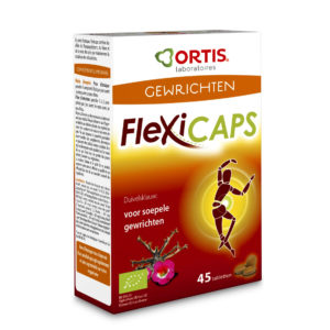 Ortis Flexicaps Tabletten BIO