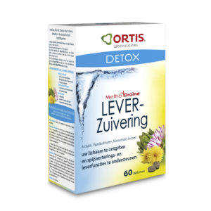 Ortis Methoddraine Leverzuivering Tabletten