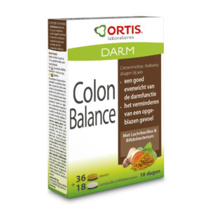 Ortis Colon Balance Tabletten