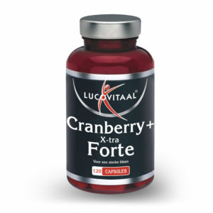 Lucovitaal Cranberry X-tra Forte 60 capsules
