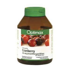 Optimax Cranberry Capsules
