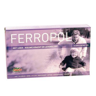 Ferropol Plantapol 20 x 10 ml