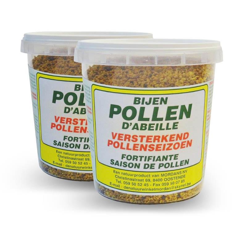 Mordan Pollen van de Bij 2 x 450gr.