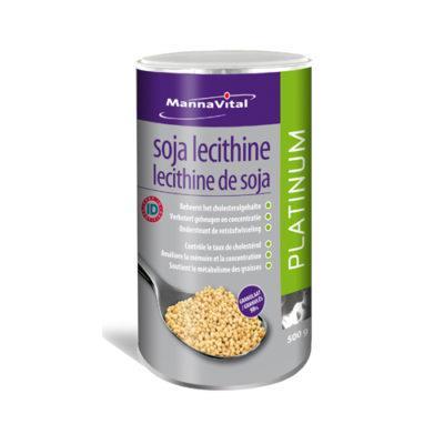 MannaVital Soja Lecithine Granulaat